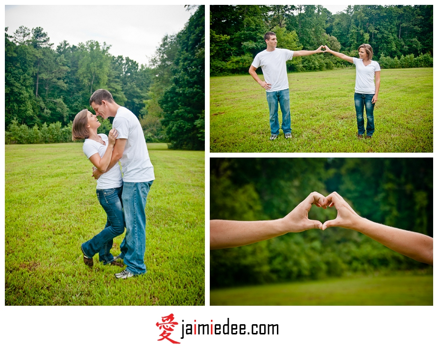 Atlanta Engagement Photographers | Kennesaw Mountain
