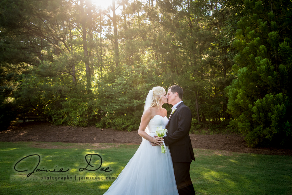 Alpharetta Backyard Wedding | Atlanta Wedding Photography
