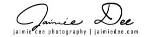 Atlanta Wedding Photographers | Jaimie Dee Photography logo
