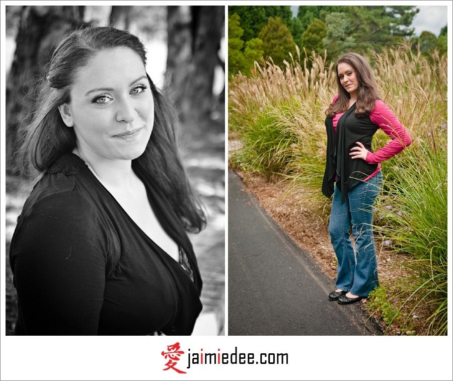 Atlanta Portrait Photographers | Vines Botanical Gardens