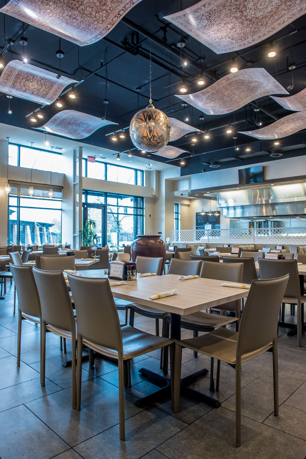 Aladdin's Mediterranean Grill Emory Point Restaurant Photos