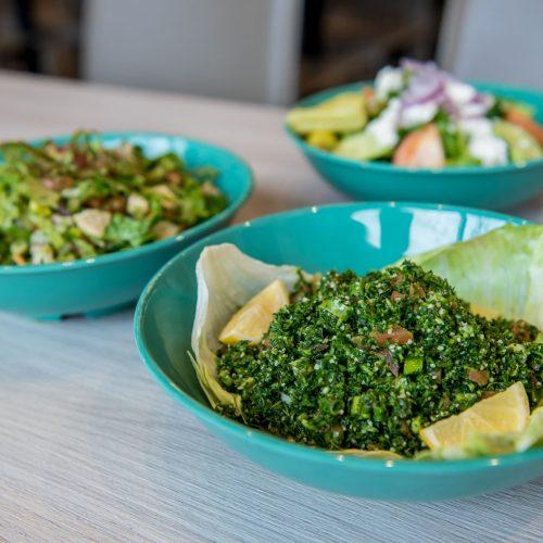 Aladdin's Mediterranean Grill Menu Food Photographer Atlanta