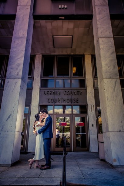 Atlanta Elopement Packages portfolio