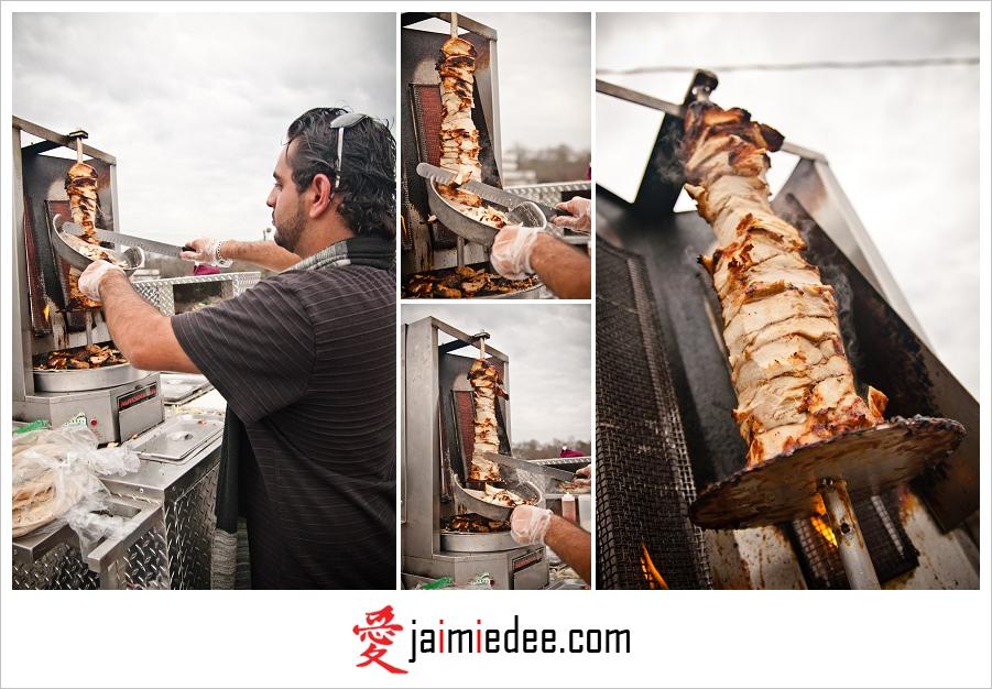 Atlanta Food Photographer | Atlanta Commercial Photographer | Atlanta Food Truck Park | Wrappers