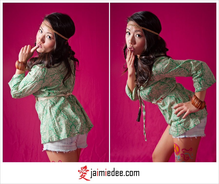 Atlanta Portrait Photographer | Halloween 2011 | Jaimie Dee