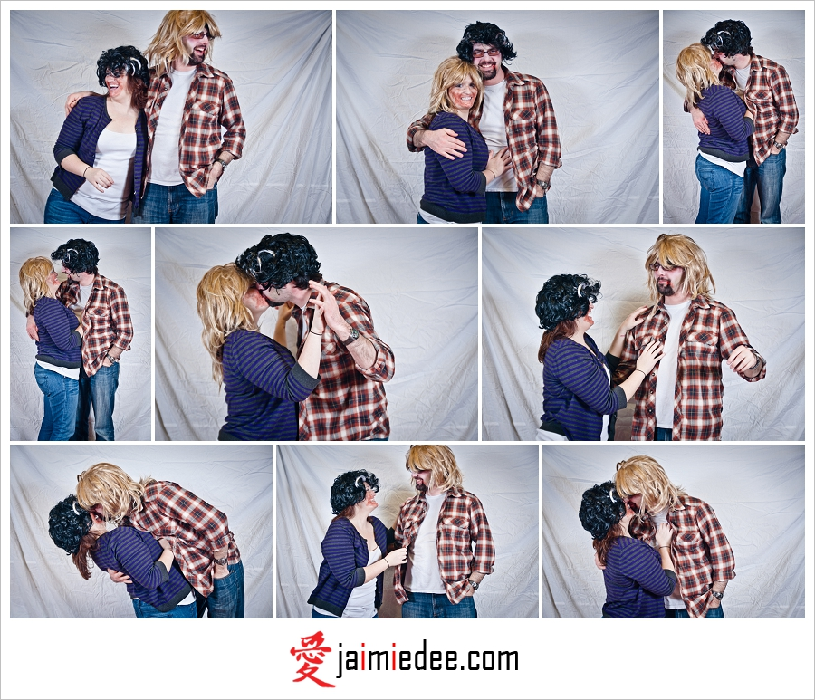 Atlanta Photographers | Walking Dead Themed Party | Stephen's Surprise Party