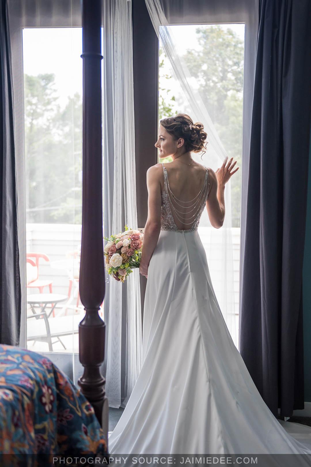 Atlanta Botanical Gardens Wedding Photos