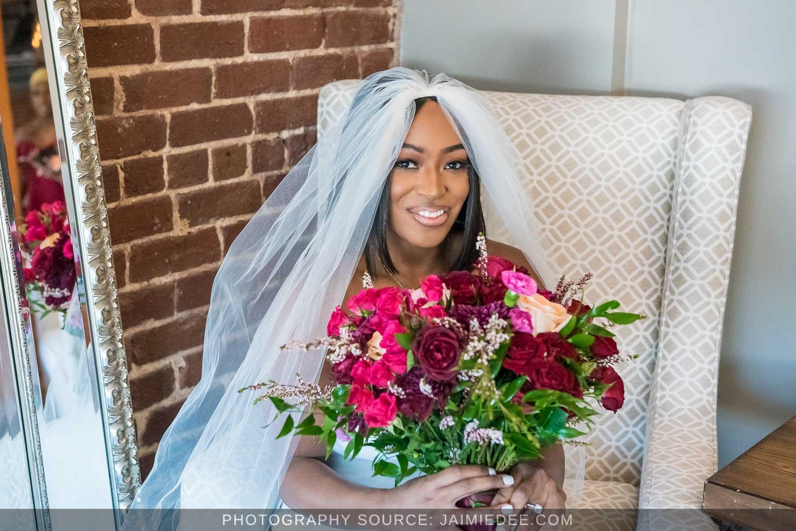 Terminus 330 Wedding Photos bride