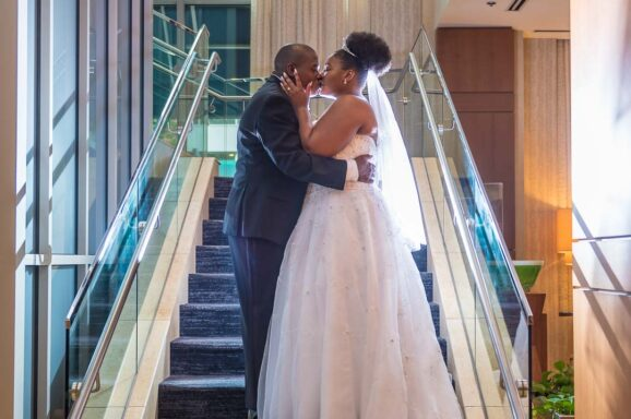 Georgia Tech Hotel and Conference Center Wedding Pictures
