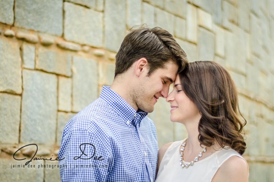 Atlanta Wedding Photography | Old Fourth Ward Engagement Shoot