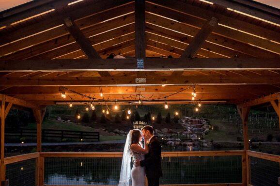 Big Door Vineyards Wedding Photos