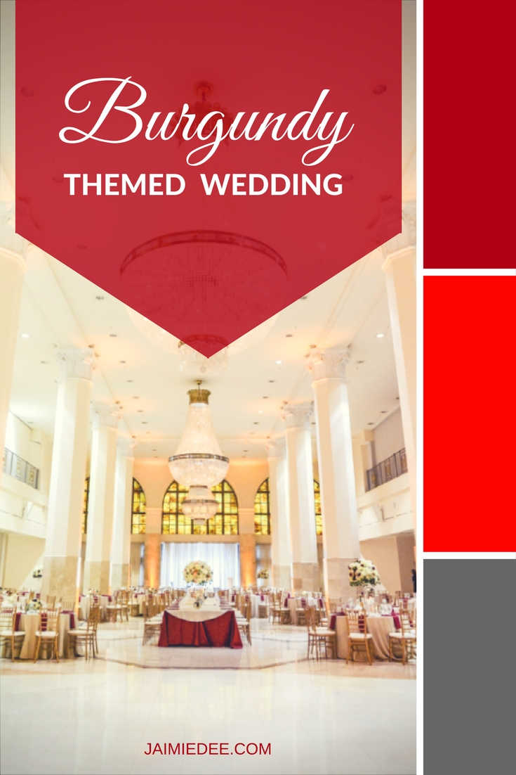 burgundy-color-wedding-ideas-Burgundy-themed-wedding