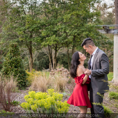 Cator Woolford Gardens Engagement Pictures Photography