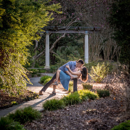 Cator-Woolford Gardens Photography