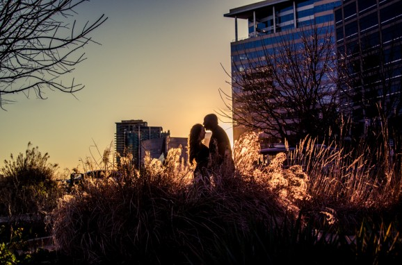 Dallas Wedding Photographers | Dallas Arts District Photos