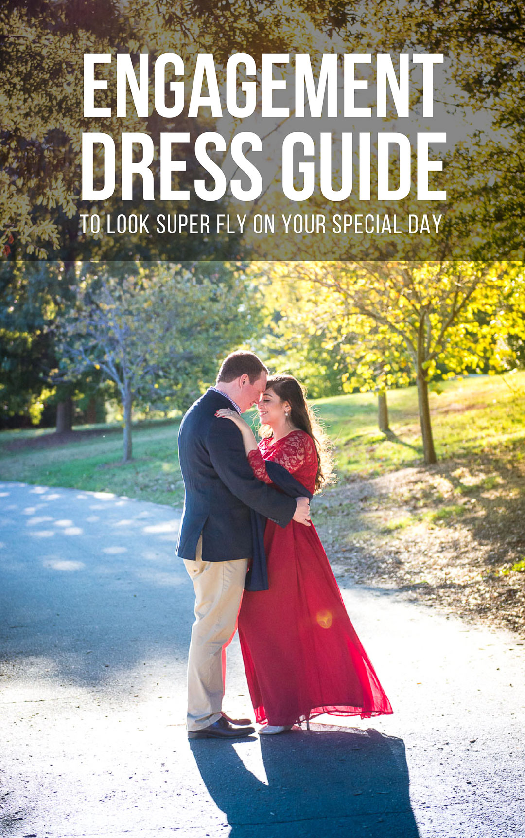 What to wear - dress guide