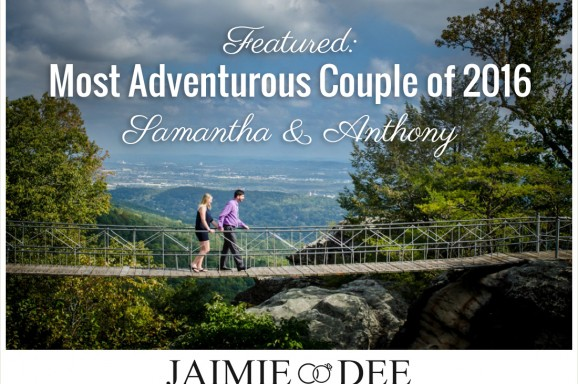Lookout Mountain Engagement Photos | Atlanta Wedding Photographers