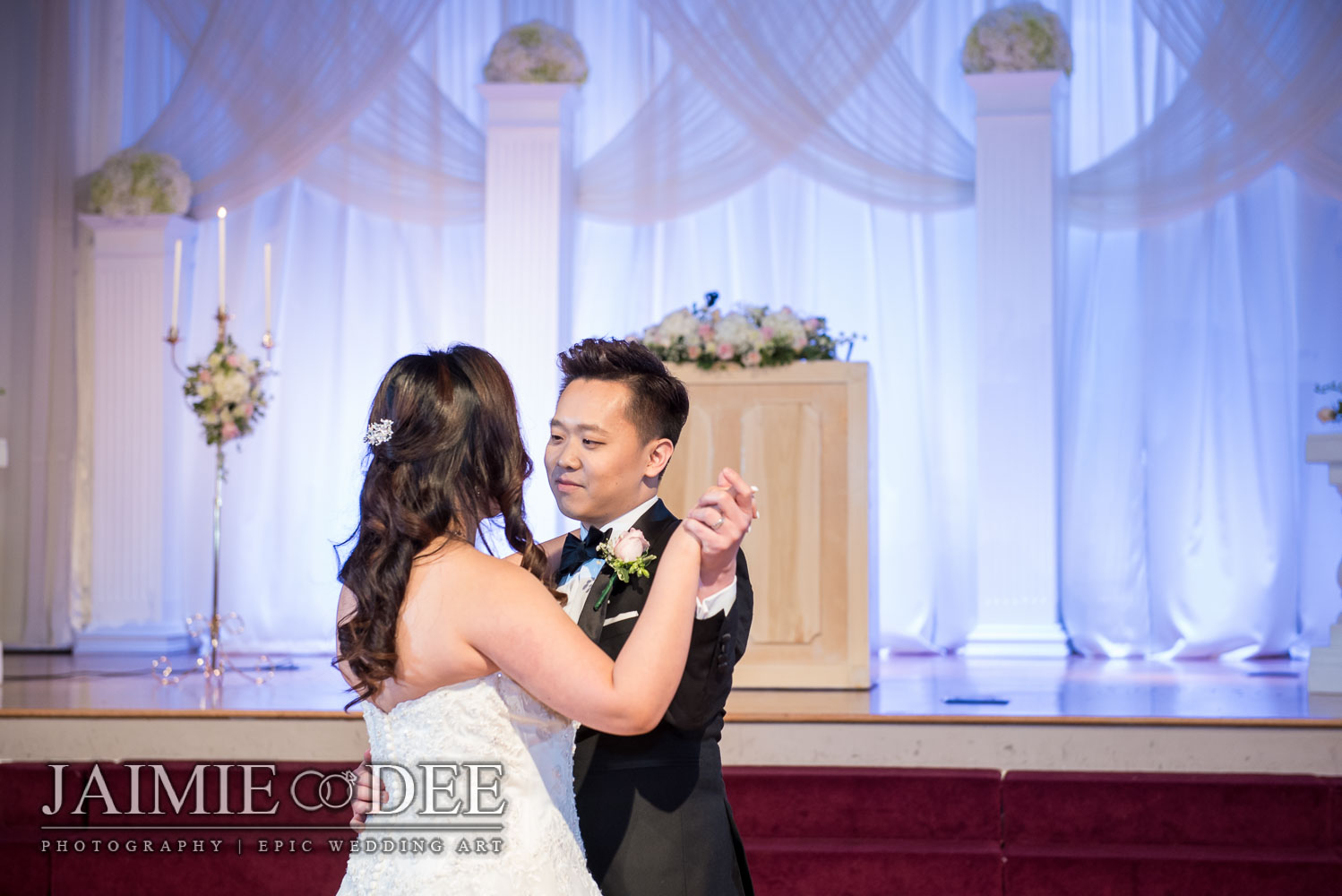 KTN Ballroom Photos | Atlanta Wedding Photographer
