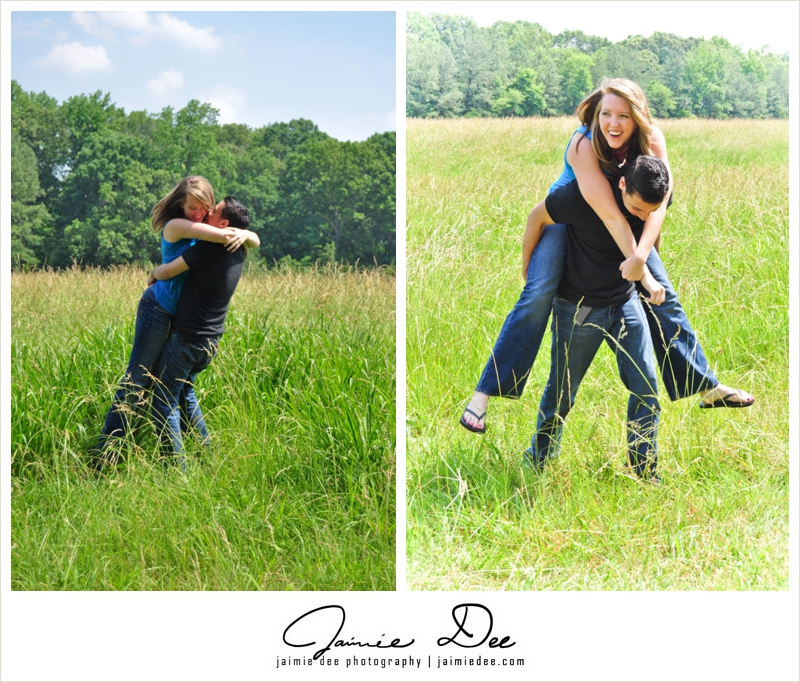 Kennesaw Mountain Engagement Pictures | Atlanta Wedding Photographers