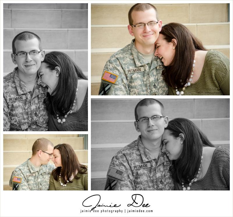 Kennesaw State University Engagement Pictures | Atlanta Wedding Photographers