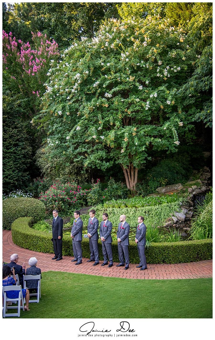 Little Gardens Wedding Photos | Atlanta Wedding Photographers | Jaimie Dee Photography