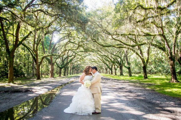 Wormsloe Plantation Wedding Pictures | Atlanta Wedding Photographer