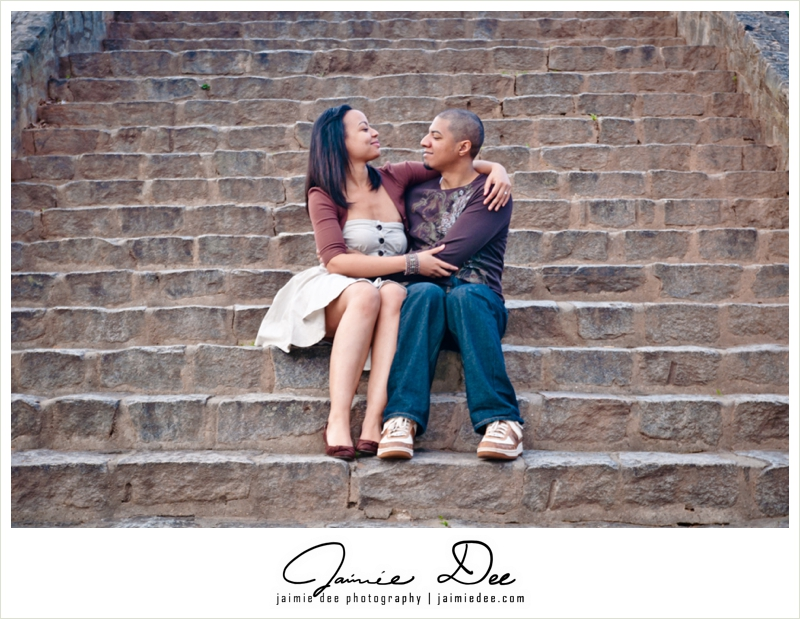 Piedmont Park Engagement Photos | Atlanta Wedding Photography