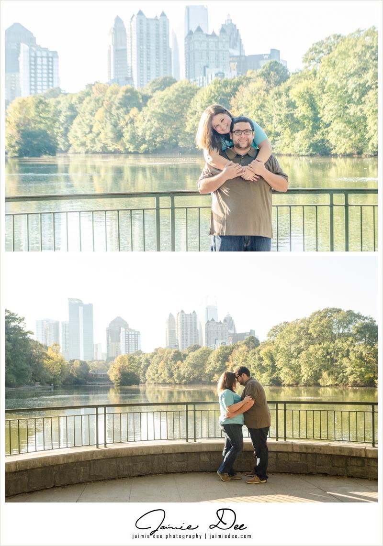 Piedmont Park Engagement Photos_0009