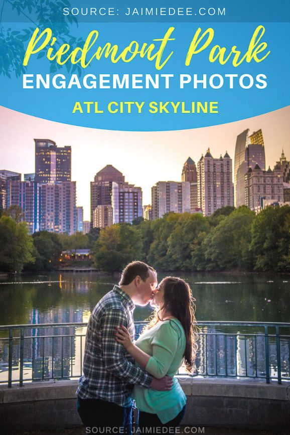 Piedmont Park Photoshoot