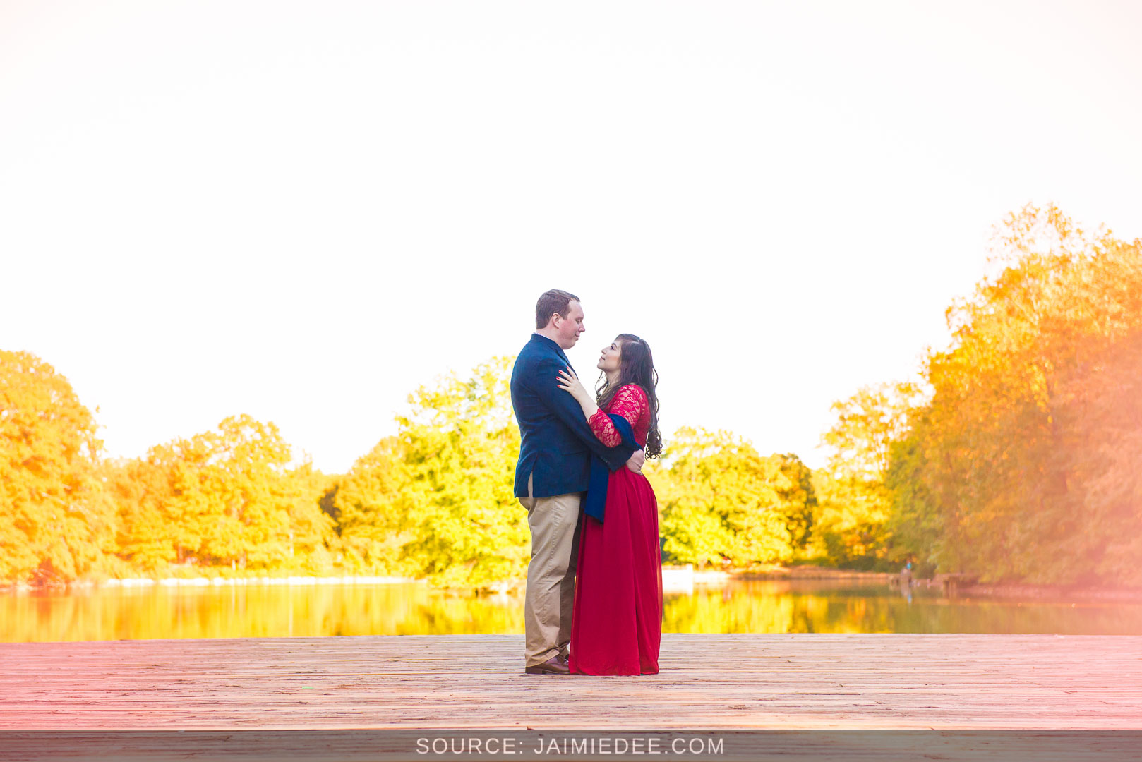 piedmont park photoshoot in atlanta, GA