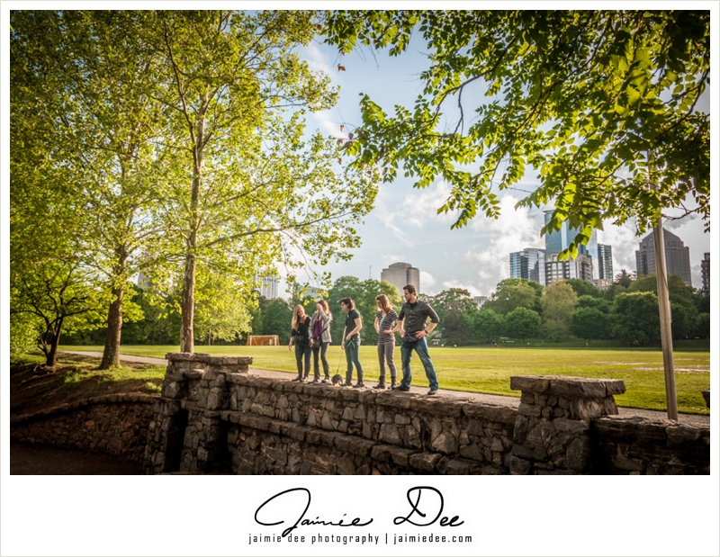 Piedmont Park Pictures | Atlanta Wedding Photographers