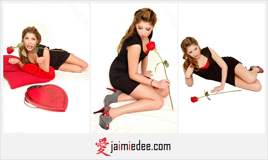 Atlanta Wedding Photographers | Project Pin-Up 2009 | Valentine
