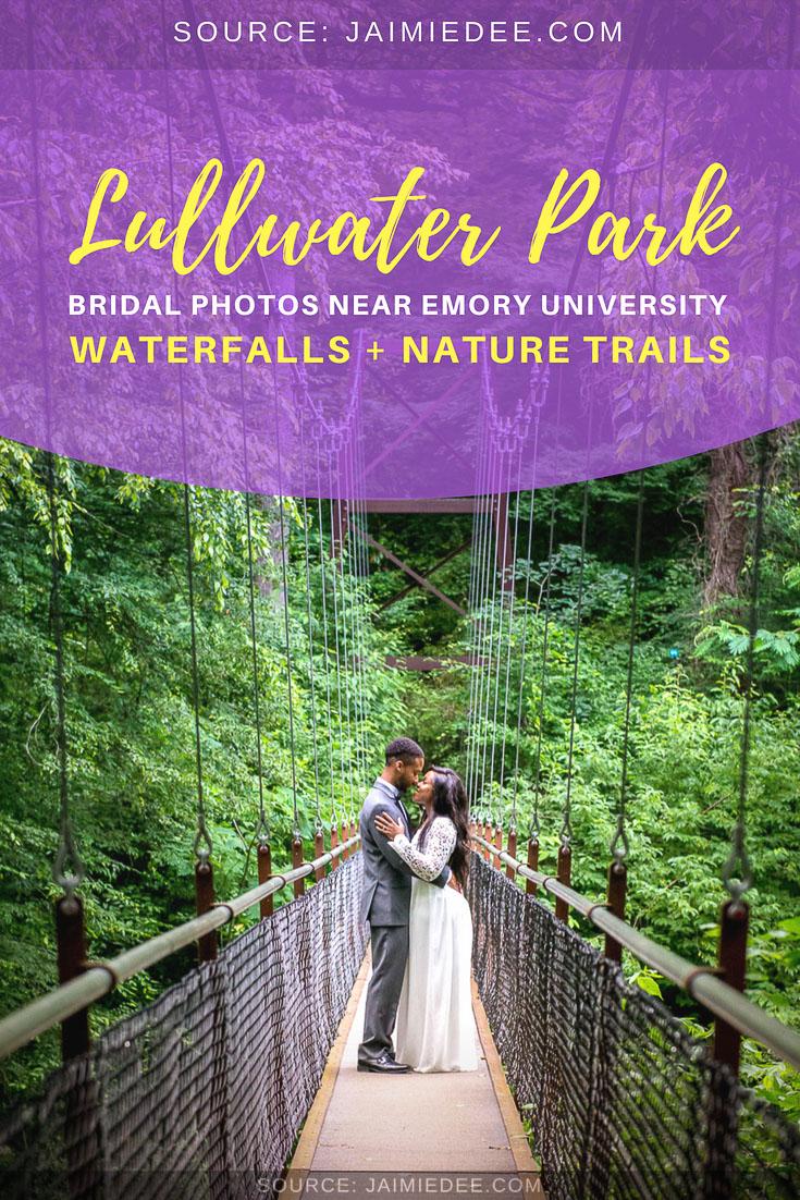 Lullwater Park Wedding