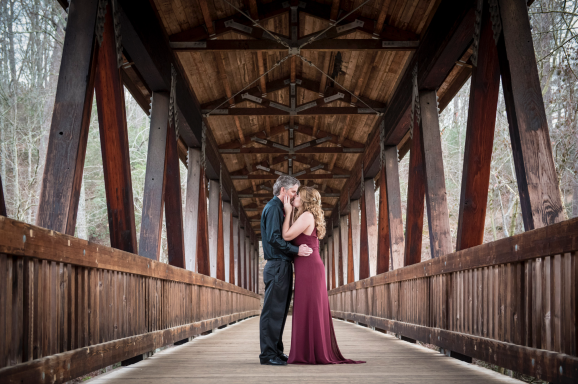 Roswell Mill Park Weddings | Atlanta Wedding Photographers
