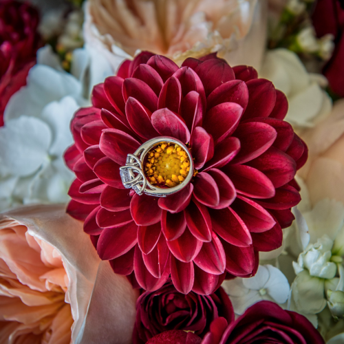 Atlanta Wedding Photographers Flowers