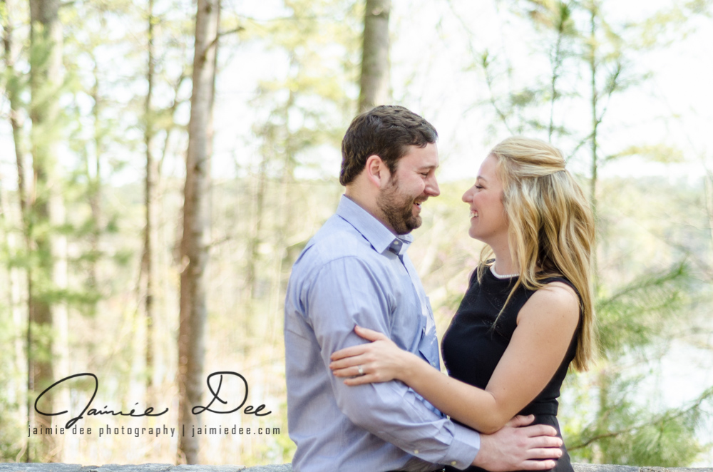 Stone Mountain Engagement Photos | Atlanta Wedding Photographer