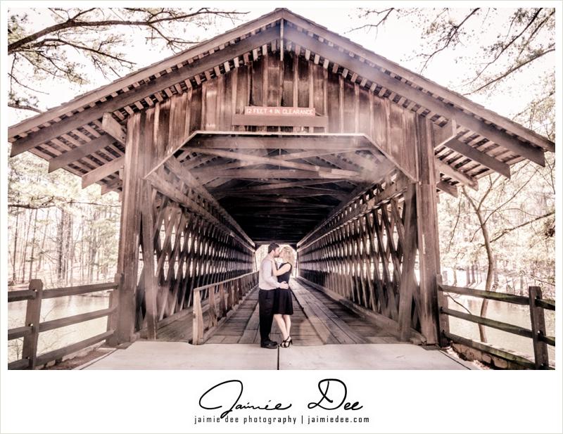 Stone Mountain Engagement Photos | Atlanta Wedding Photography
