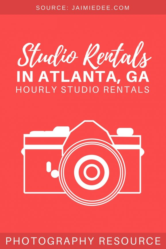 Studio Rental | Atlanta
