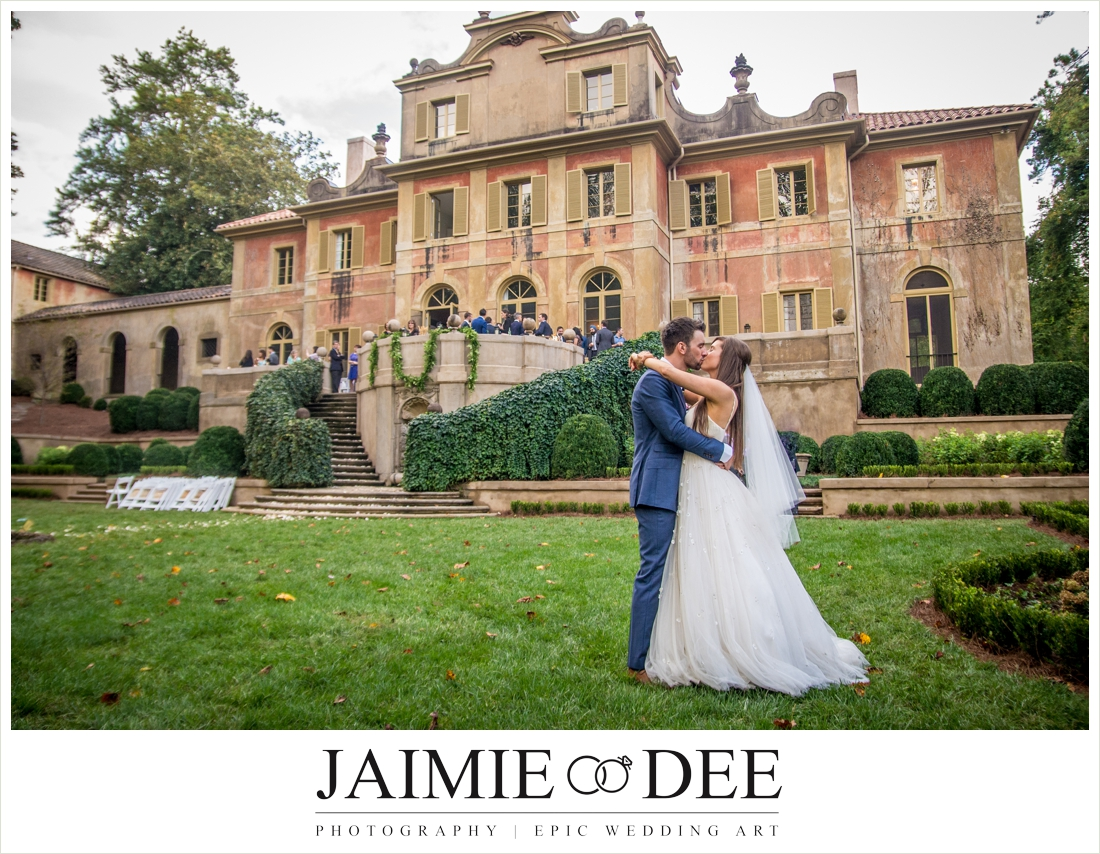 The Calhoun Estate Atlanta Wedding Photography