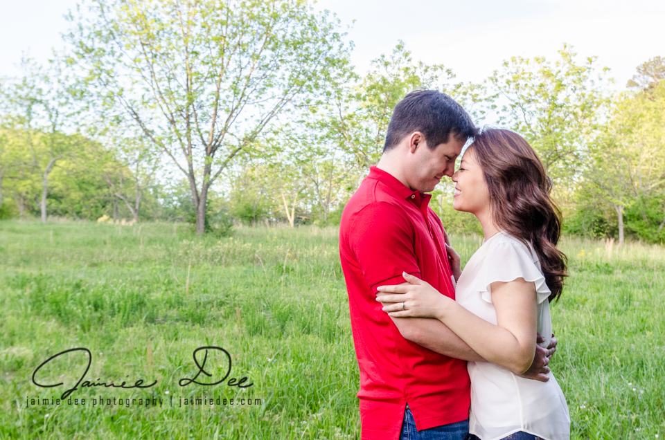 Vines Botanical Gardens Engagement Photos | Atlanta Wedding Photography