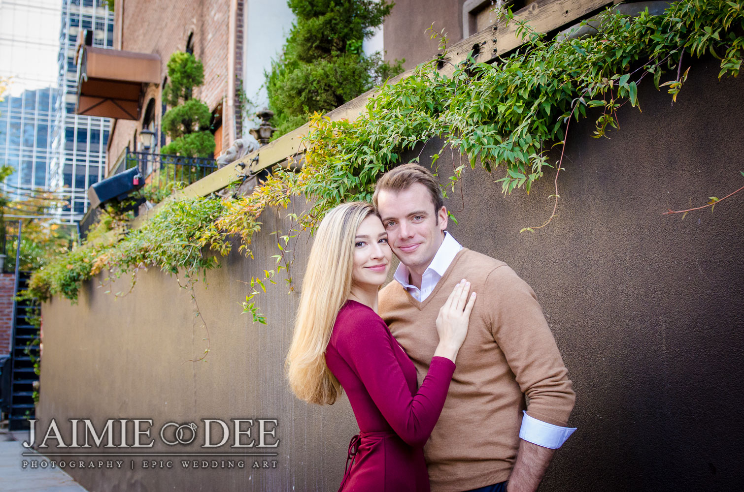 buckhead engagement photos | Atlanta Wedding Photographer