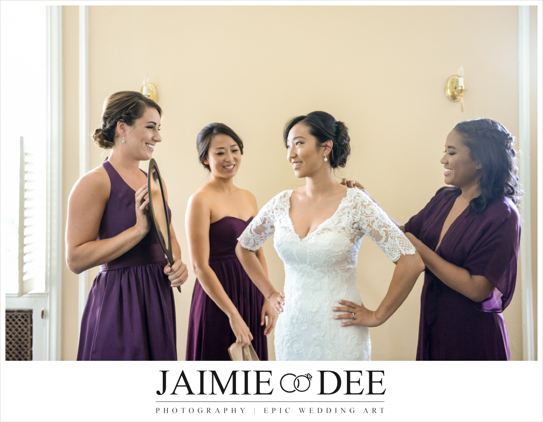 Callanwolde Wedding Photos | Atlanta Wedding Photography