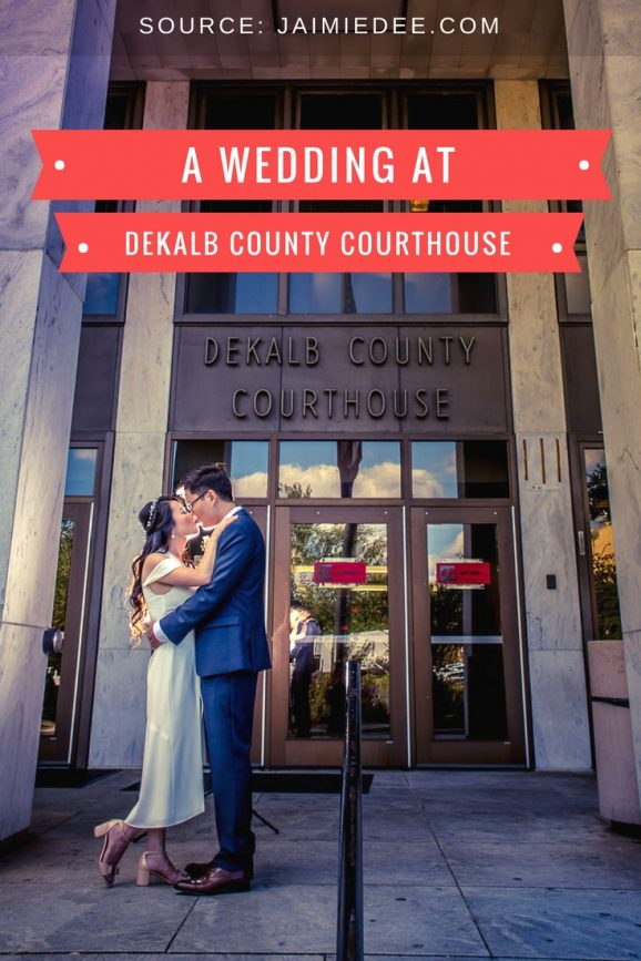 Dekalb County Courthouse Weddings