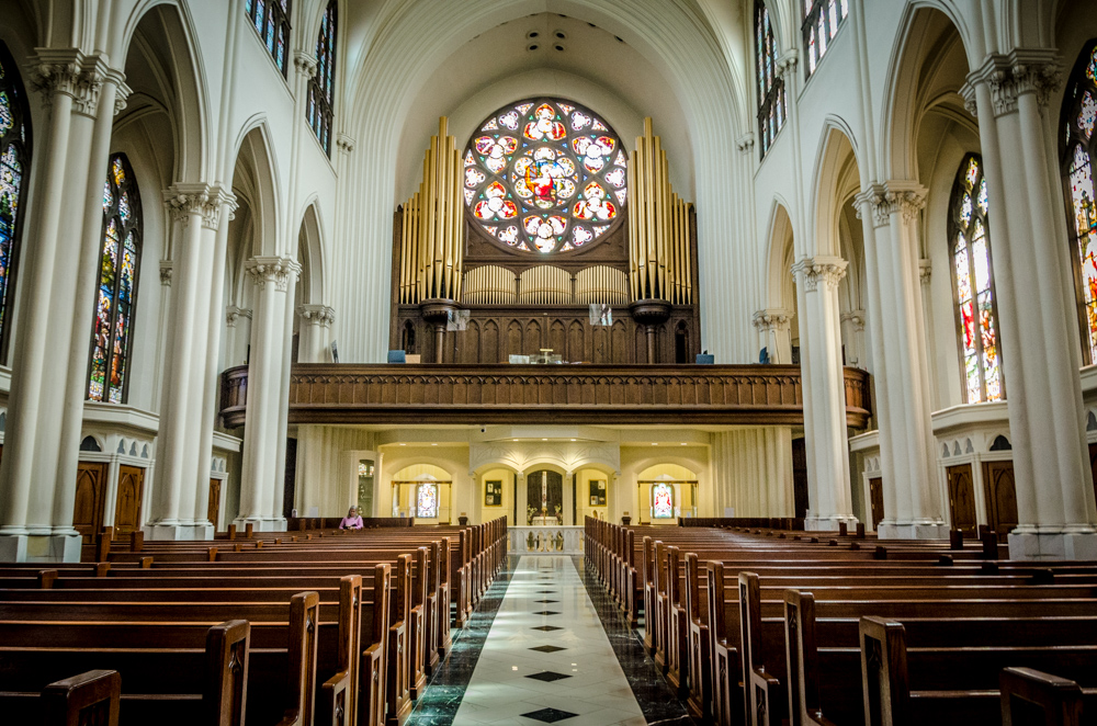 Denver Wedding Venues | Cathedral Basilica of the Immaculate Conception