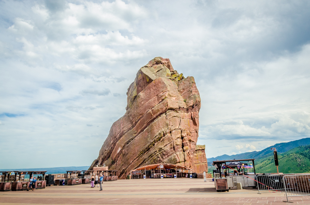 Denver Wedding Venues | Red Rocks Amphitheater Wedding