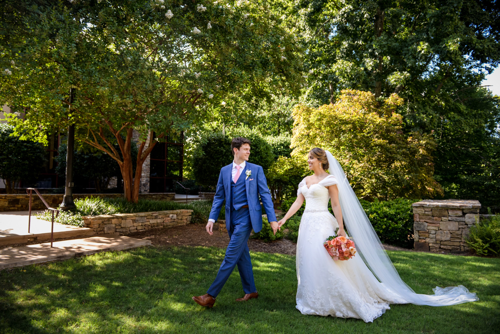 emory conference center wedding photos