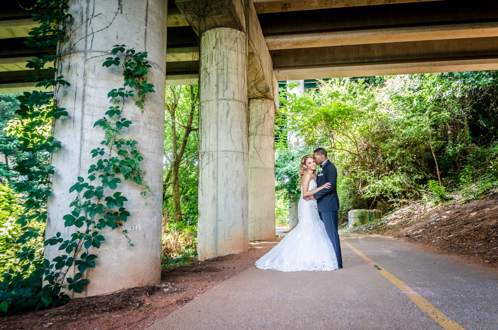 Hilton Garden Inn Atlanta Midtown Wedding | Atlanta Wedding Photographers