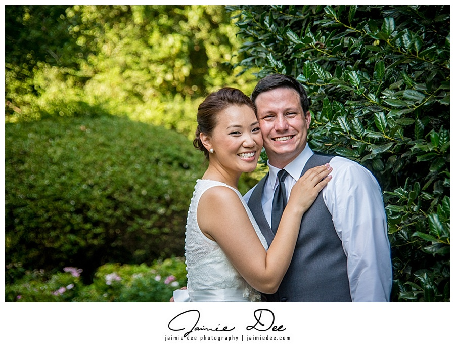 little gardens wedding photos | atlanta wedding photographers