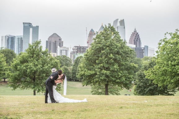 Piedmont Garden Tent Wedding Photos | Atlanta Wedding Photographers