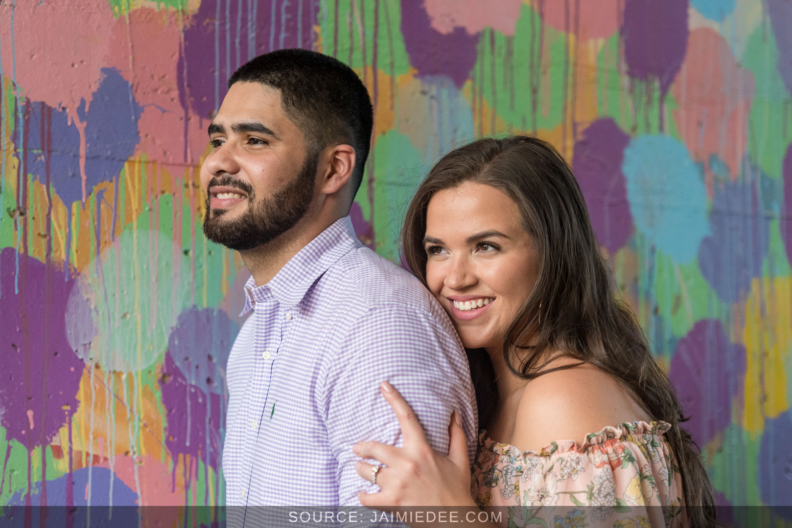 piedmont-park-photography with atlanta engagement photographers